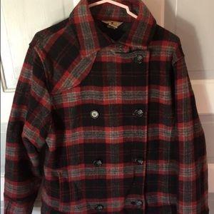 WoolRich Women's L Wool Blend VTG Jacket